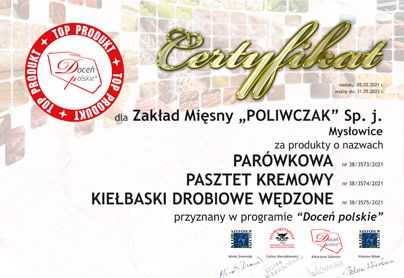 """Za nami XXXVIII audyt Programu """"Doceń polskie""""!"""